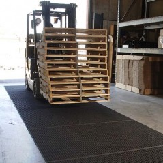Anchor Safe Lift Truck Mat